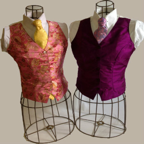 Ladies' INVESTMENT VEST - Please scroll down for colors and details