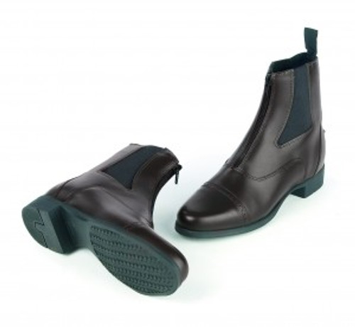 Men's Ovation Front Zipper Jod Boots
