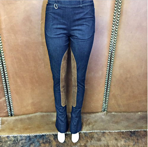 Ladies' Lucky Denim Jods