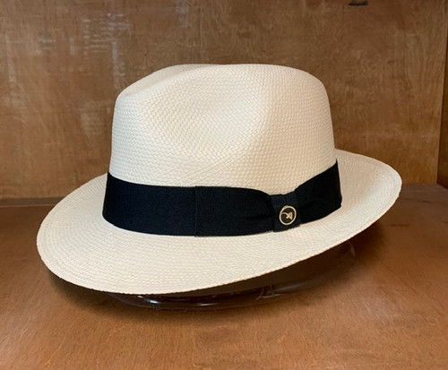 NEW  Fine Straw Snap Brim