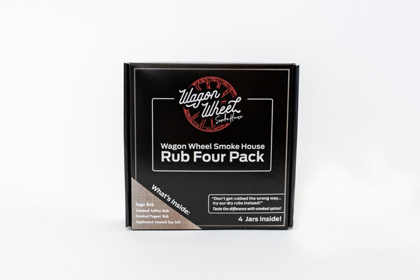 Rub Four Pack