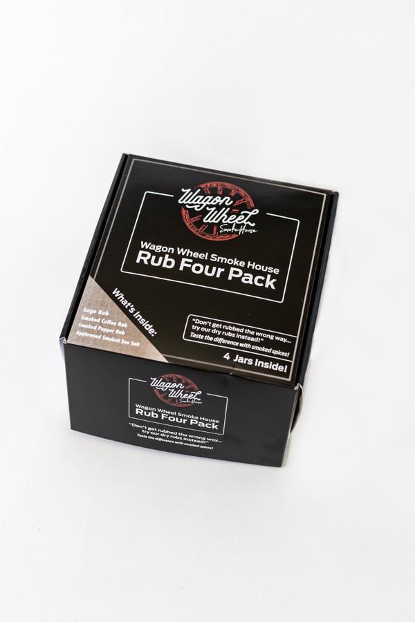 Rub Four Pack