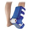 The Heelift® AFO Ultra and Heelift AFO showing a patient foot to help prevent heel ulcers.