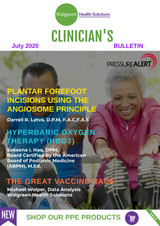 Clinician's Bulletin- July 2020