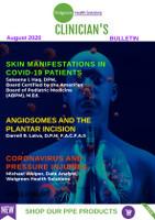Clinician's Bulletin- August 2020