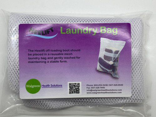 HEELIFT® Laundry Bag to be used when washing our heelift boots.