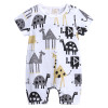 bamboo cotton baby romper