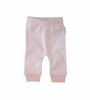 purebaby track suit pants pink