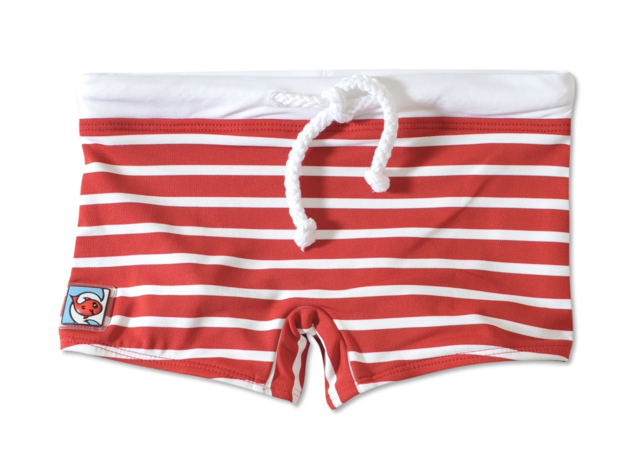 448c0d3ebd2ba little-red-fish-uv-swim-shorts-kids-red-white-stripes/