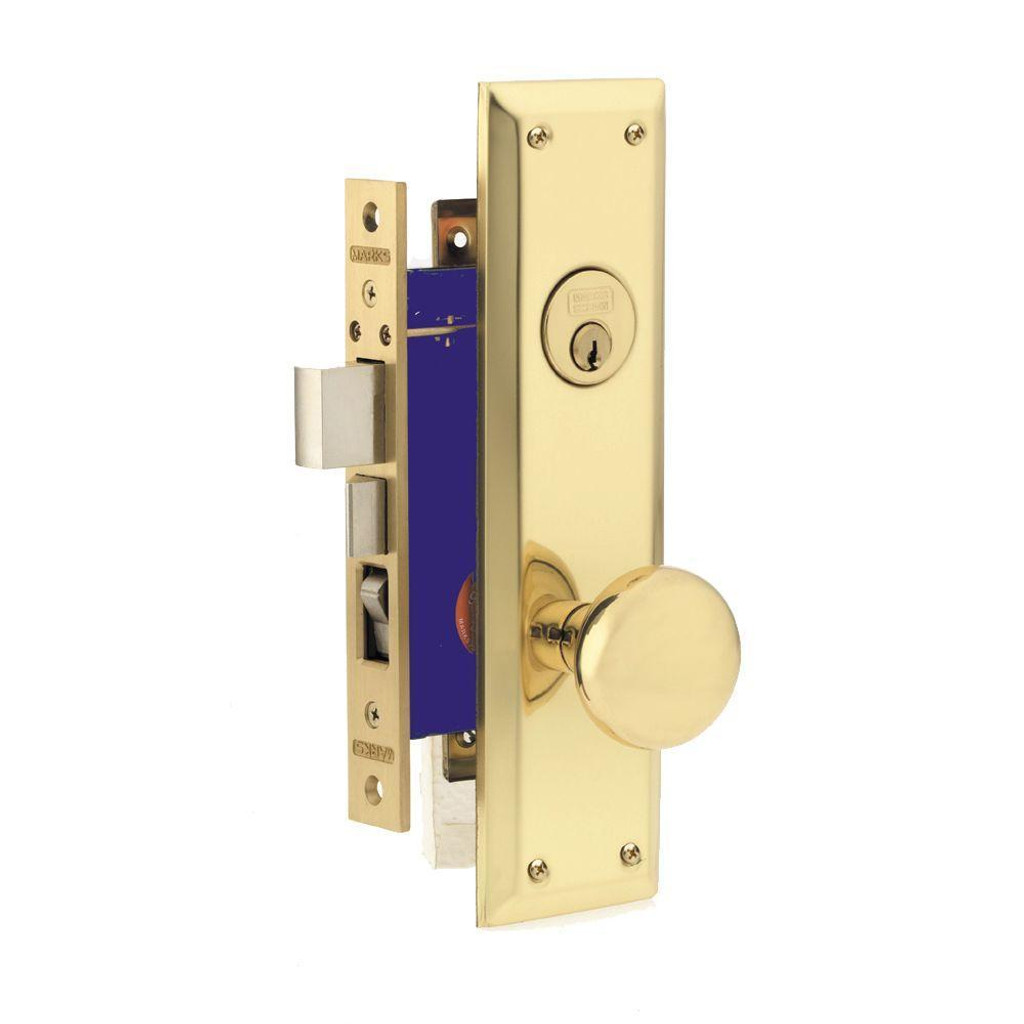 Marks Metro Mortise Lockset 91 Series
