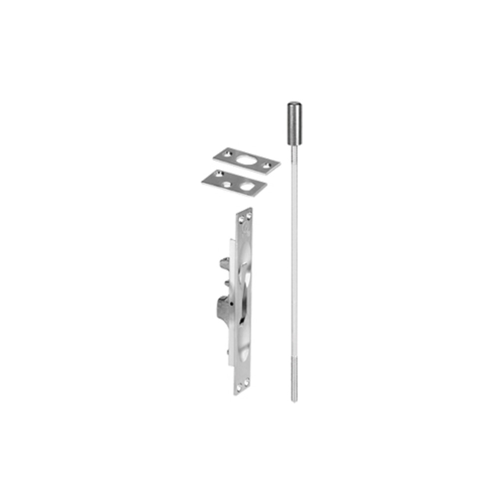 Rockwood 555 Lever Extension Flush Bolt