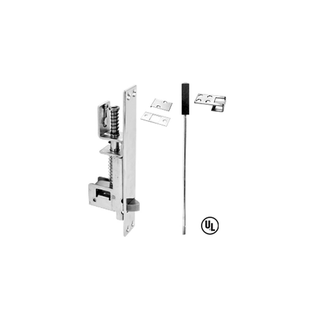 Don-Jo 1560 626 Automatic Flush Bolt For Metal Doors