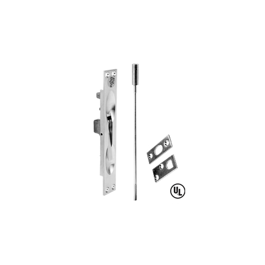 Don-Jo 1555-626 Metal Doors Flush Bolt