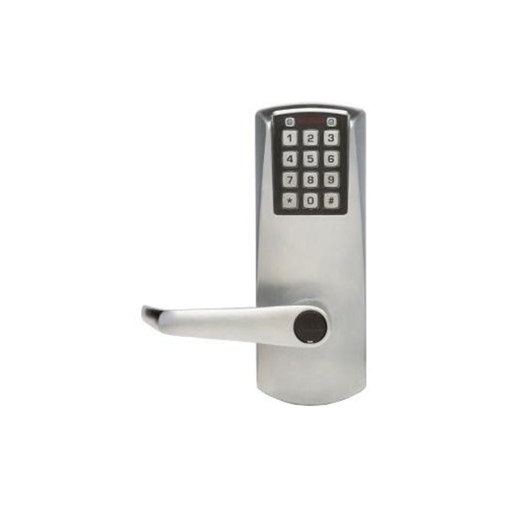 Kaba PowerPlex P2000 Series P2031XSLL-626-41 Self Powering Cylindrical Lock, Schlage C keyway