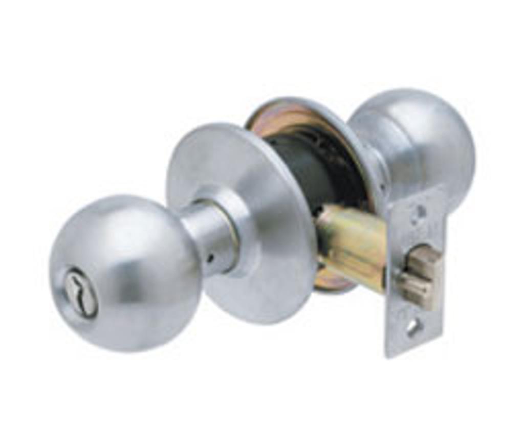 Ultra Hardware Commercial Doorknob