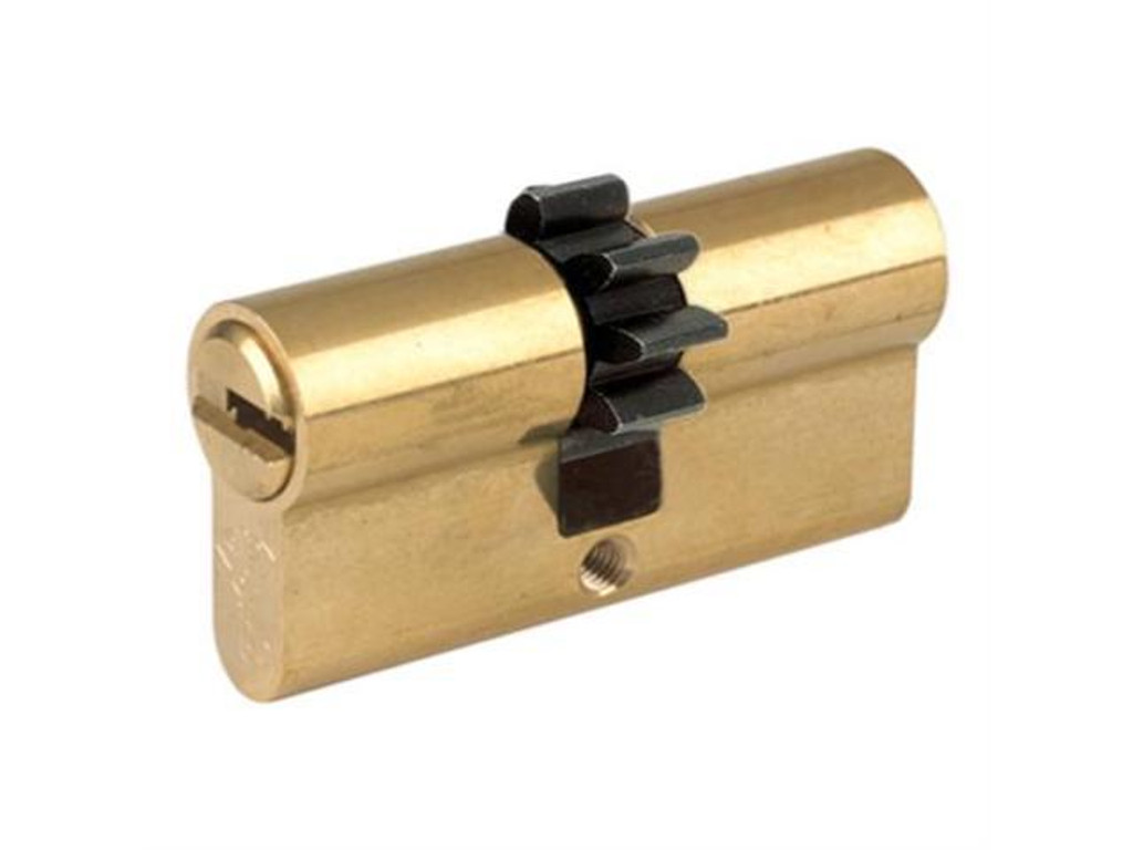 Mul-T-Lock E33G33D Euro Profile Double Cylinder With A Gear