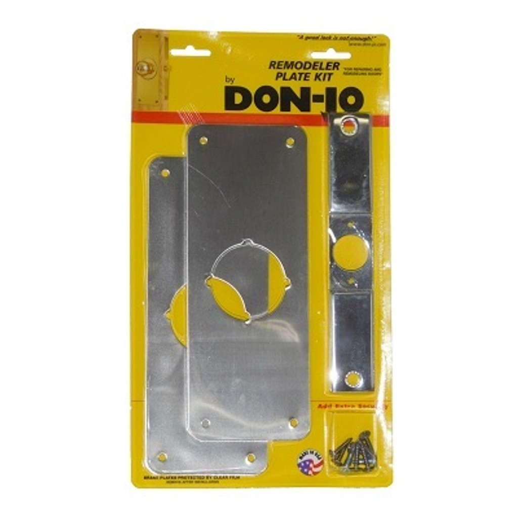 Don- Jo RPK 109 Remodeler Plate Kit