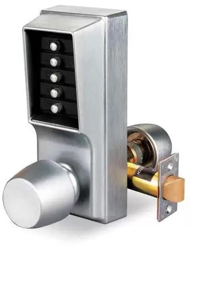 Kaba Ilco - Simplex Unican Pushbutton Lock 1011/1021B/1021M/1031/1041B