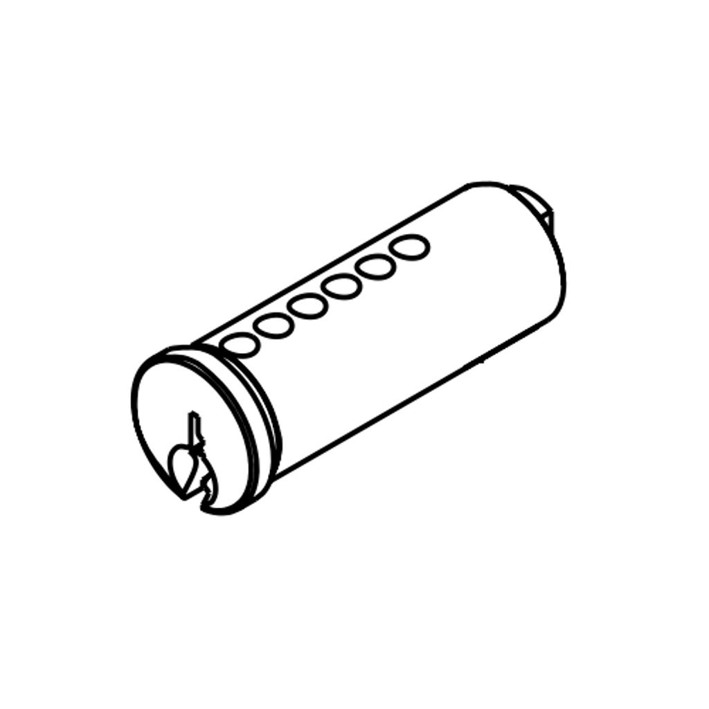 Sargent 13-0401 Mortise Cylinder Plug