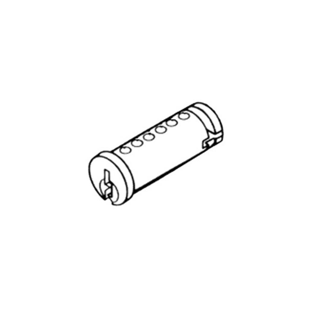 Sargent 13-0090 Rim Cylinder Plug