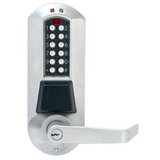 Kaba E-Plex 5600 Series E5631XSWL Cylindrical Schlage C KIL Electronic Lock