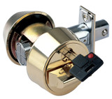 Mul-T-Lock - Hercular Double Cylinder Captive Key Deadbolt