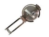 Ultimate Lock System - Flip Guard Deadbolt Security Satin Nickel