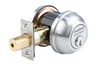 Medeco 14 Series Single Cylinder Deadbolt Grade 2