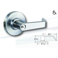 Arrow Lever Trim SRX82-26D