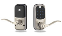 Yale Real Living YRL220 Touchscreen Lever Lock