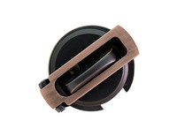 Ultimate Lock System - Flip Guard Deadbolt Security Bronze