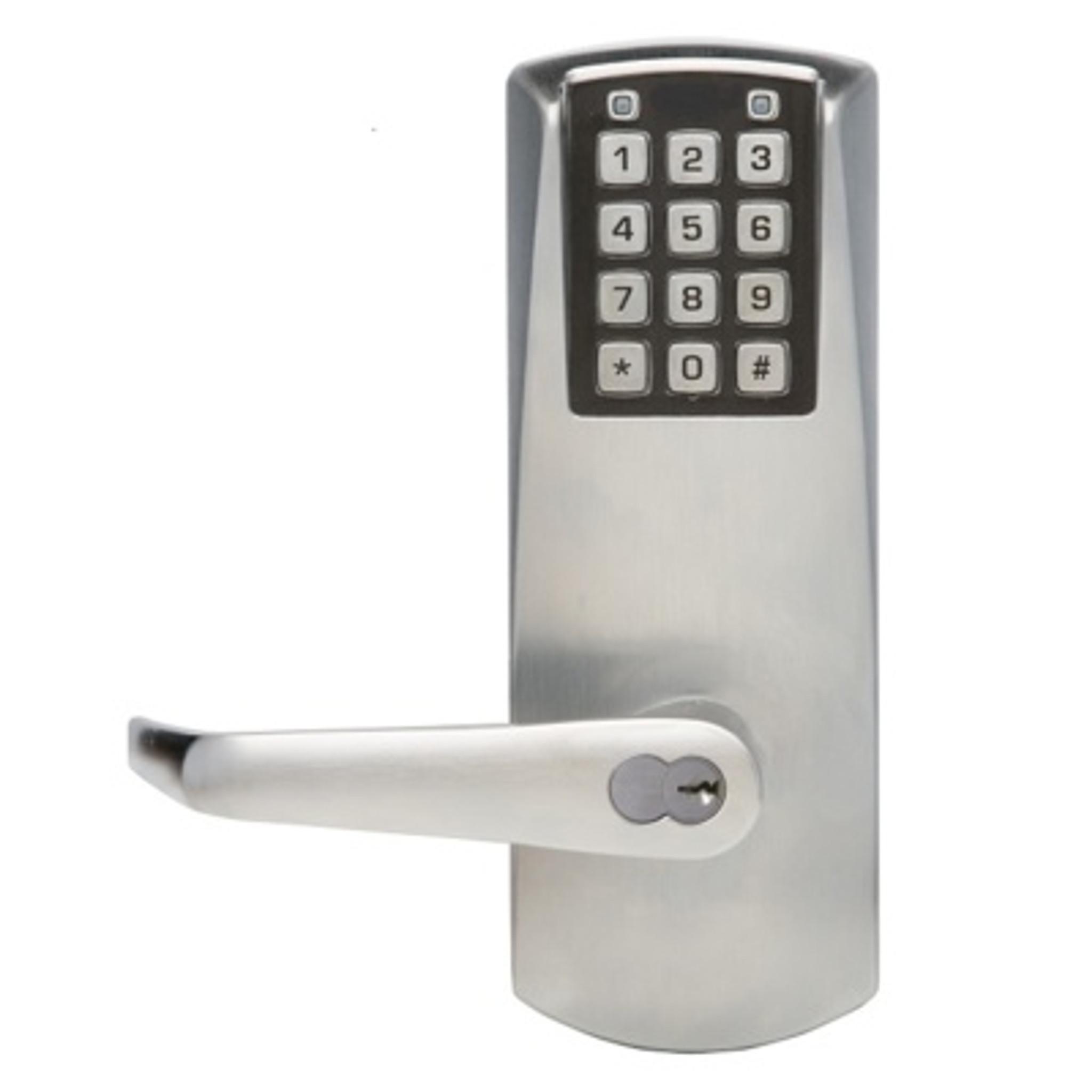 Kaba Ilco - E-Plex Electronic Lock  E2031LL-626-41/E2031-BLL-26D/E2031XS-LL-266