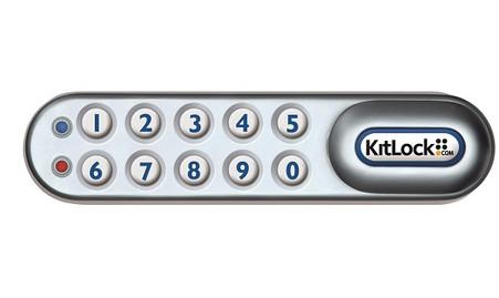 Codelocks Kitlock Kl1000 Horizontal Locker Lock Ask