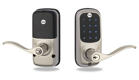 Yale Real Living Yrl220 Touchscreen Lever Lock Ask
