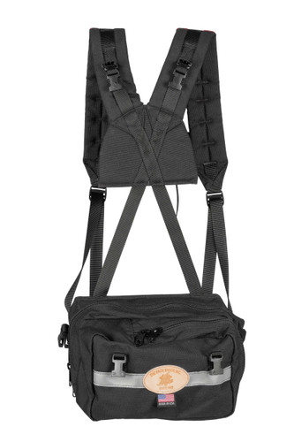 SAR Pack, Front View