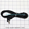 Cbf-power cord 3903-000853
