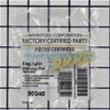 Part Number 80040 replaces  285612,  285770,  3366877,  387091,  80040VP,  99989668