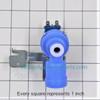 Water Inlet Valve MJX41178908