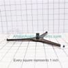 Glass Tray Support 5889W2A014D
