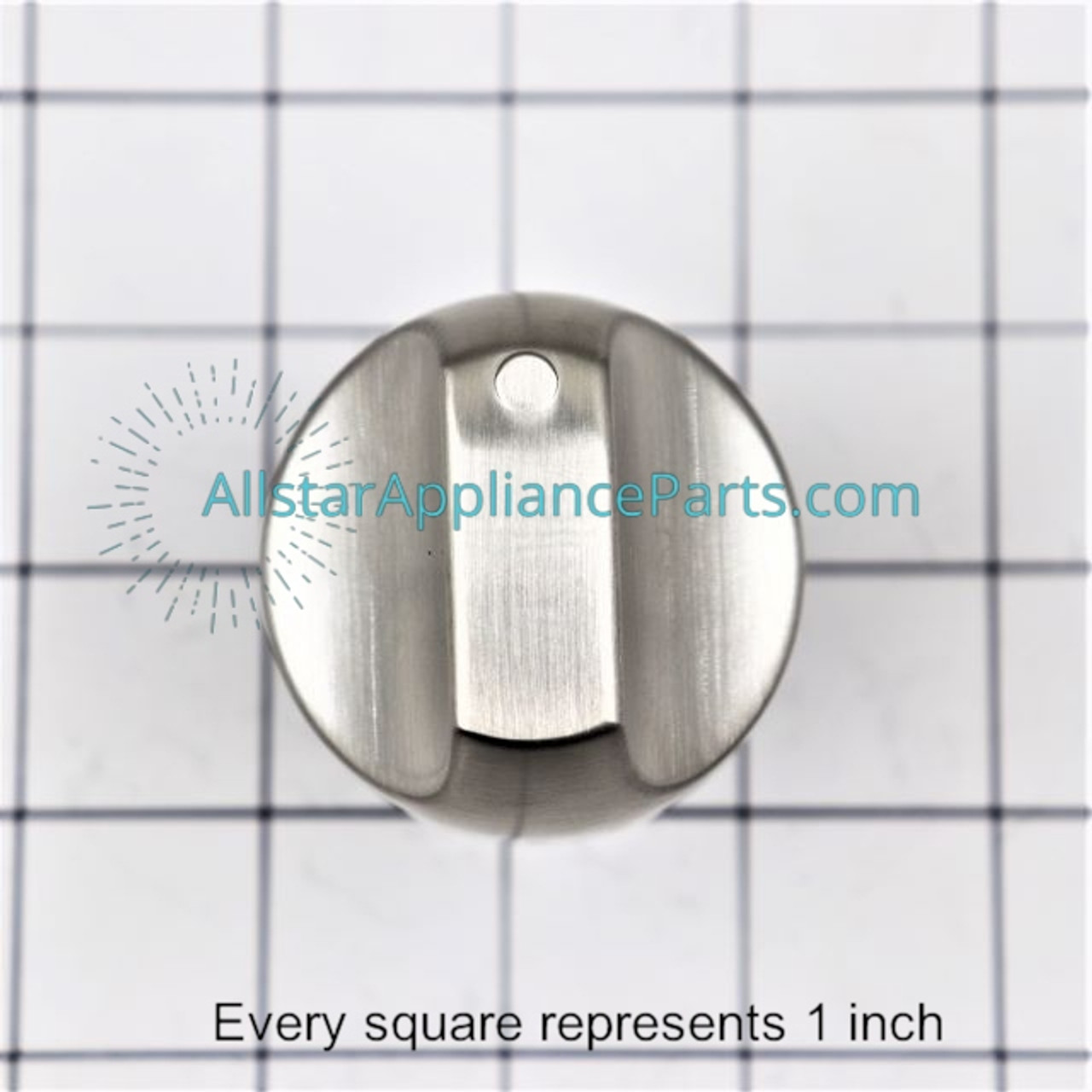 Replacement Control Knob Assembly for GE C2S980SEM4SS C2S985SET3SS