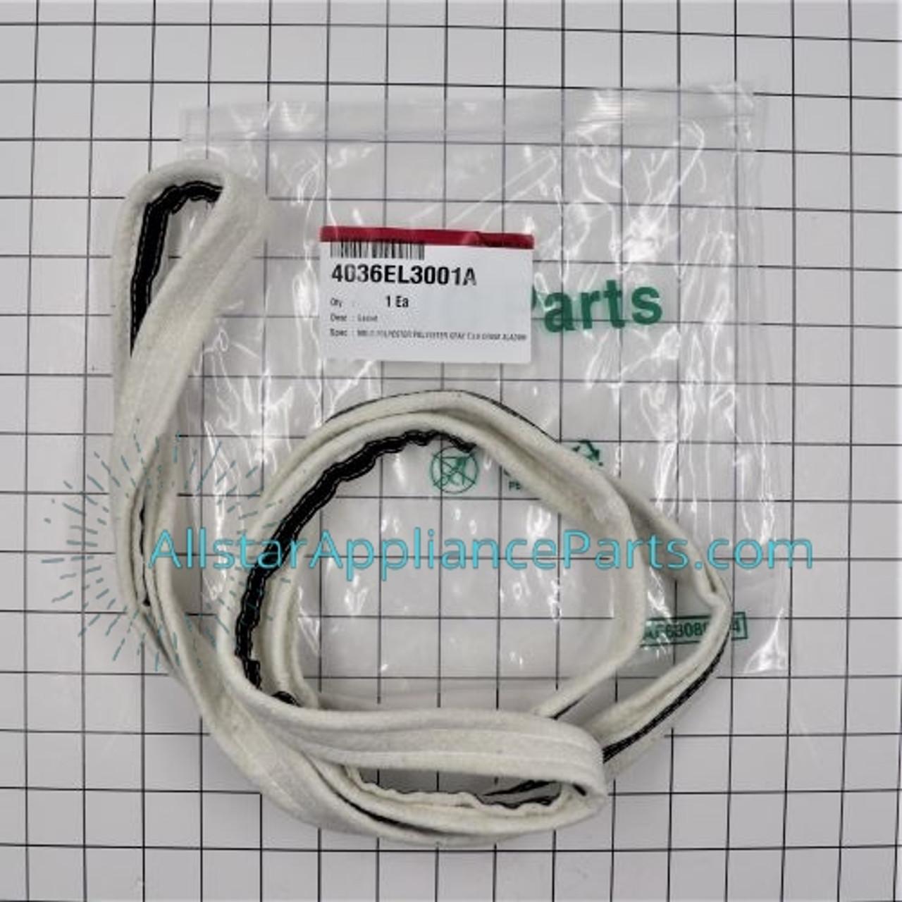 Felt Seal 4036EL3001A