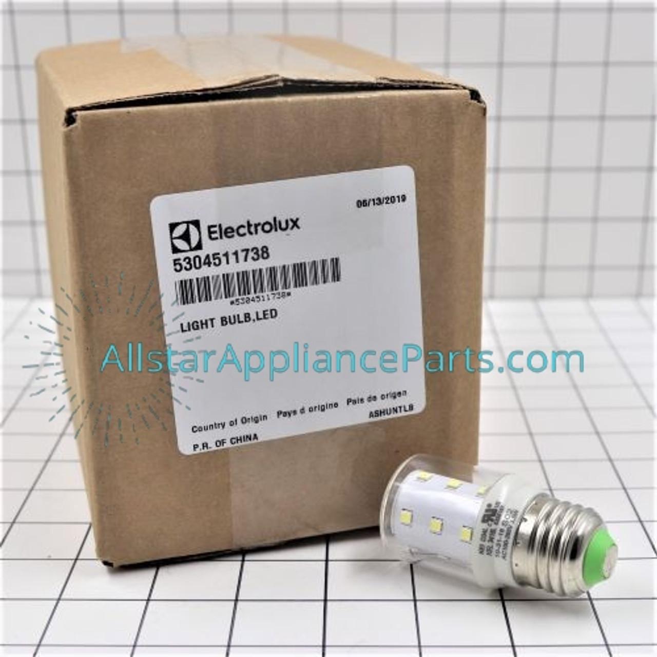 NEW Genuine Kenmore Frigidaire OEM LED Light Bulb Part # 5304498578 5304495326