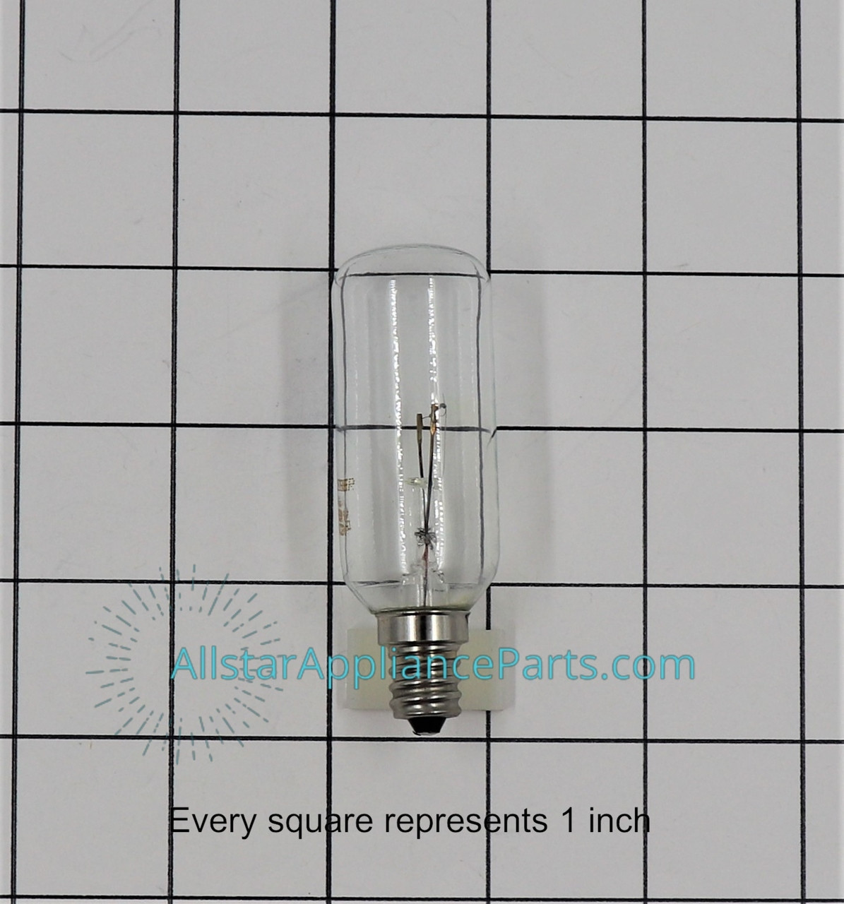 UAP WP8190806 8190806 Range Hood Bulb-Light replacement for Whirlpool WP8190806