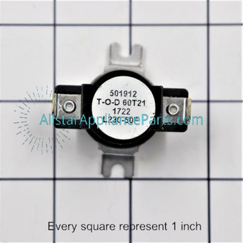 High Limit Thermostat DC47-00017A
