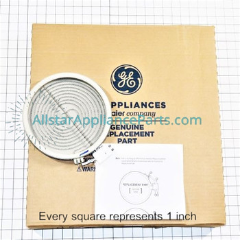 Part Number WB30T10132 replaces  WB30T10128