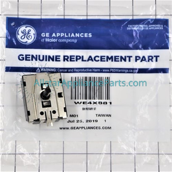 Part Number WE4X881 replaces WE04X0881, WE04X10033, WE4M408, WE4X10033