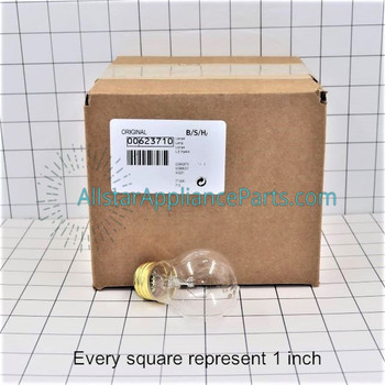 Part Number 00623710 replaces 623710