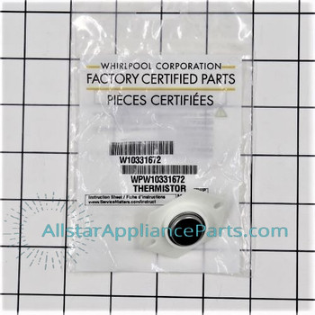 Part Number WPW10331672 replaces 12673301, W10331672
