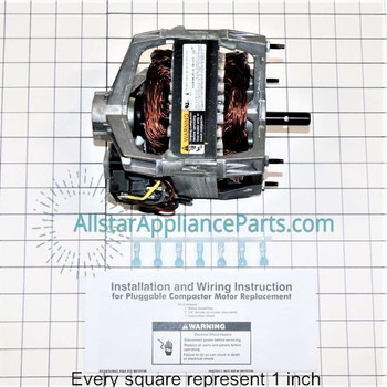 Part Number WC36X5062 replaces WC36X10024, WC36X5063
