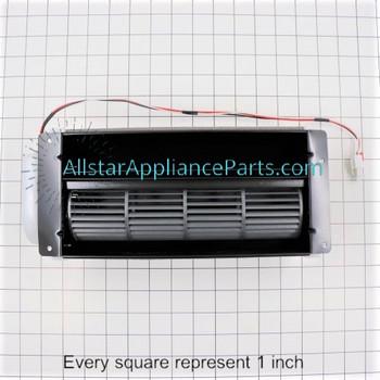 Motor fan asm fz WR60X10176